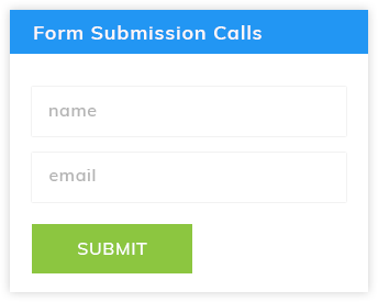 Quick Call Forms